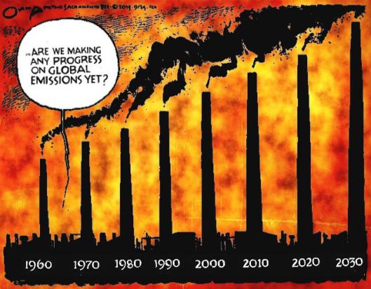 progress on emissions